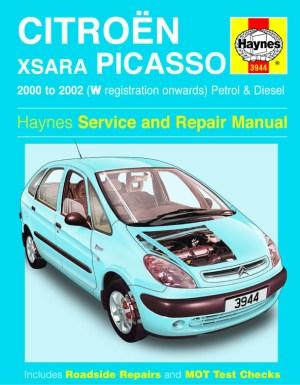 Citroen Xsara Picasso Petrol & Diesel (00  02) Haynes