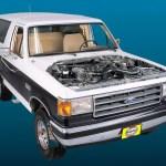 1988 1996 Ford F 150 F 250 F 350 Pickup Truck Routine Maintenance Faq Haynes Manuals