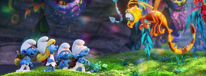 Smurfs The Lost Village Where To Watch Streaming And Online Flicks Com Au