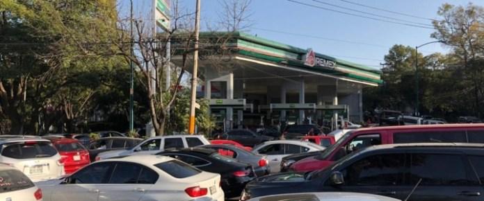 Resultado de imagen para gas shortages mexico