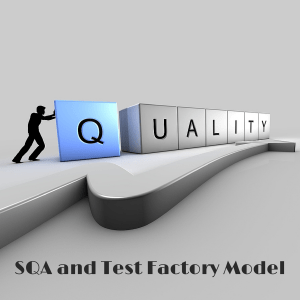 Software Testing - Test Factory Model - SQA