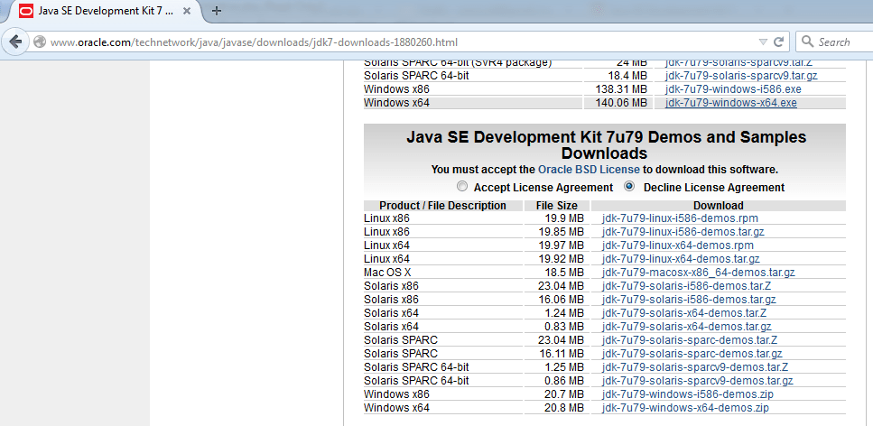Java Development Kit (JDK) Installation