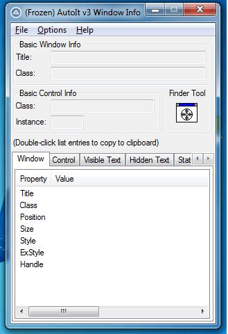 Autoit Scite Editor