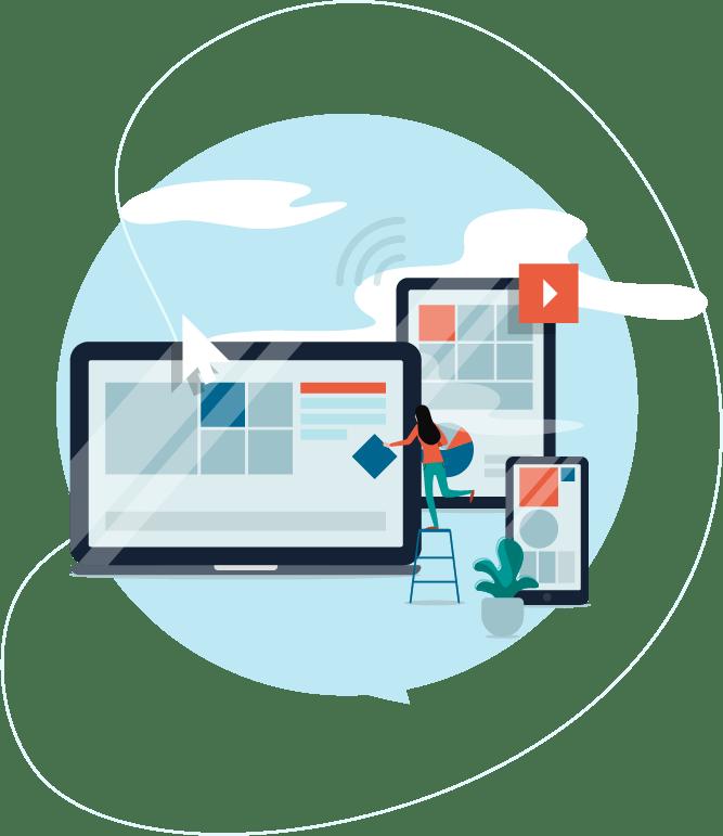 Responsive Mobile App Development