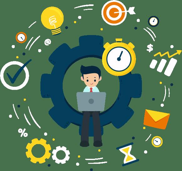 Business Process Automation Services, Evoke