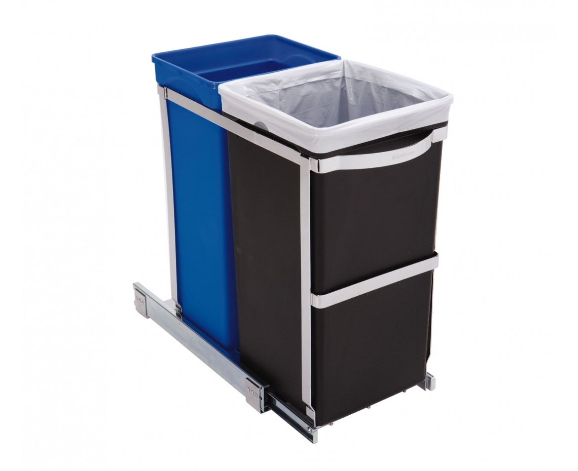 35 Litre, Under Counter Pull-out Recycler