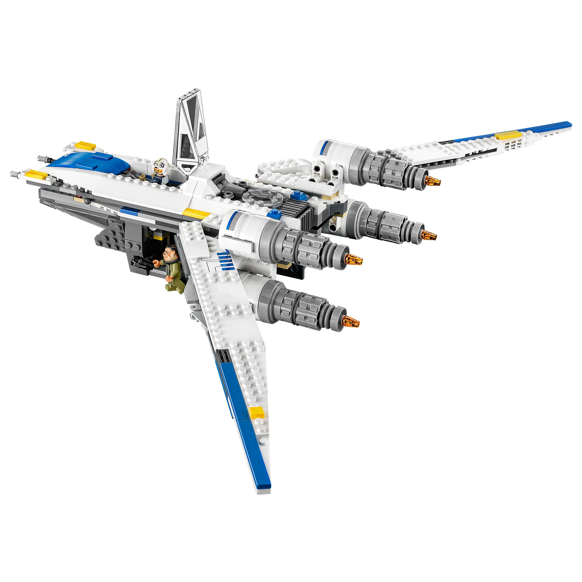 Lego Star Wars Rebel U Wing Fighter At Hobby Warehouse
