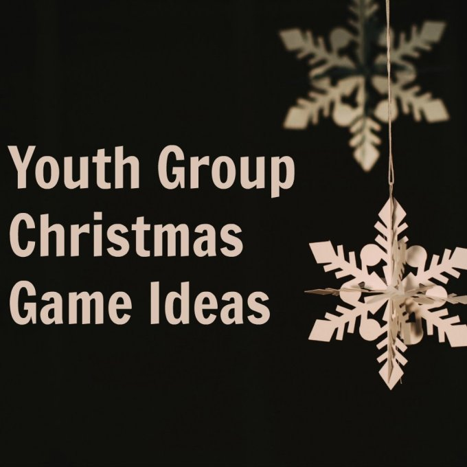 imgenes de fun christmas games youth group - Christmas Youth Group Games