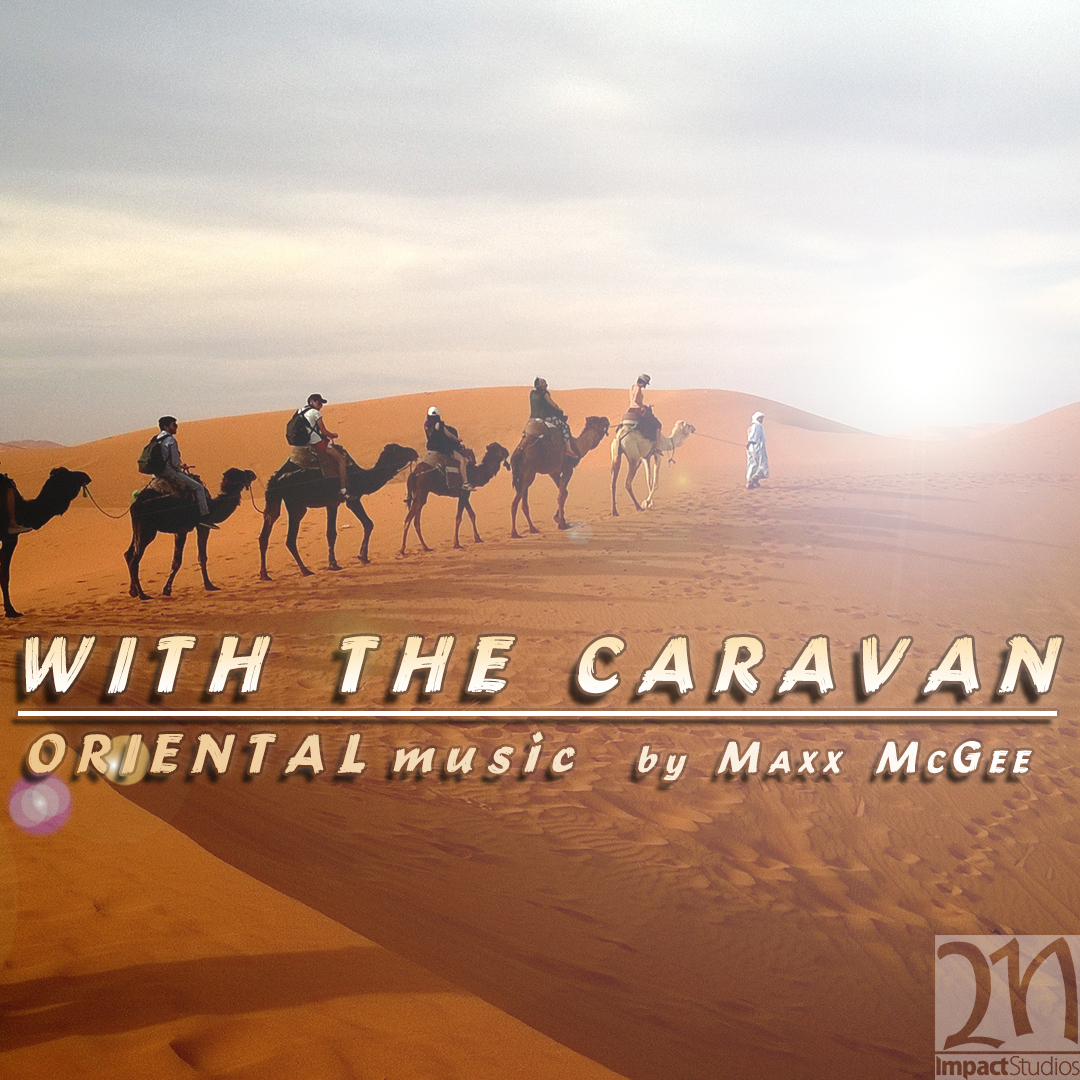 With the Caravan