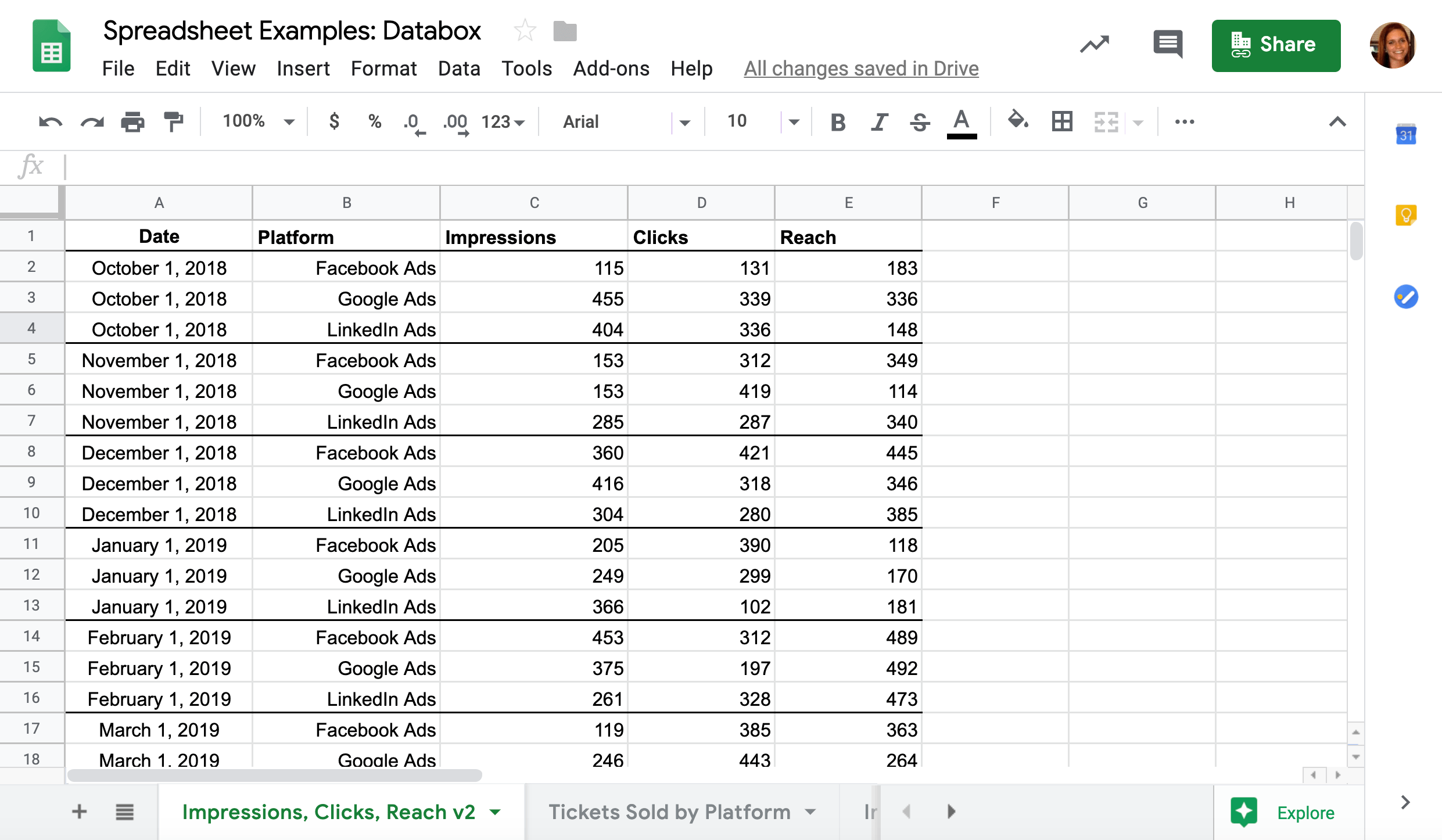 Overview Query Builder For Sheets