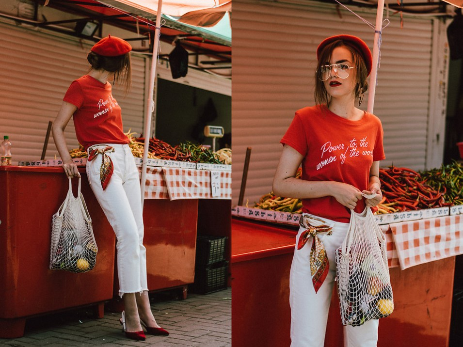 Fashionista NOW: The Net Bag For Your Stylish Dash To Grocery Shopping