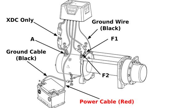 warn winch contactor wiring diagram  cat 320b wiring