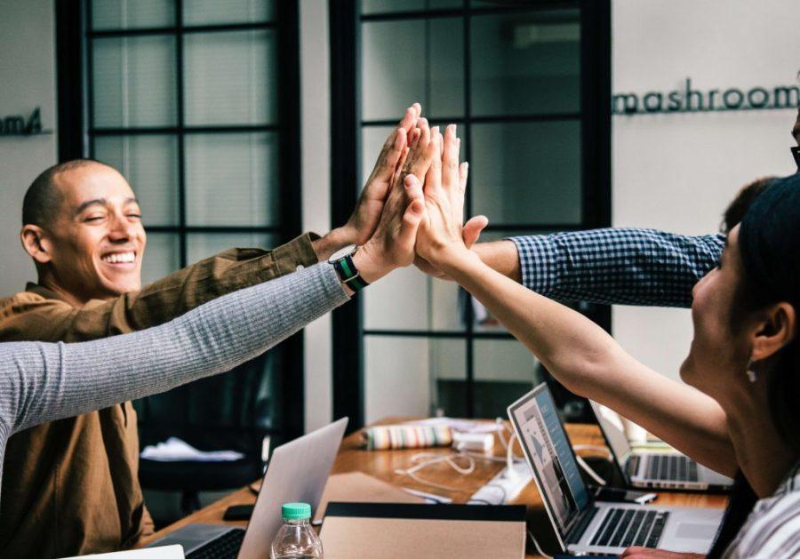 construir relações produtivas
