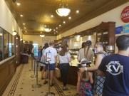 Inside Leopold's
