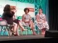 Filmmaker Amy Ziering, radio host Zerlina Maxwell and ESPN journalist Sarah Spain!