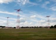 250 foot towers at benning