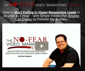 Marketing Product Review: No-Fear Video Marketing System