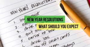 New Year Resolutions In 2017 What Should You Expect