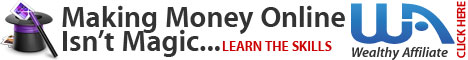Making Money Online Isn't Magic