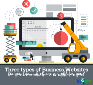 Which website is right for you?
