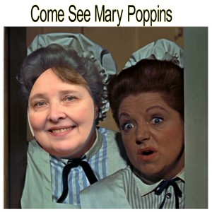 Cast in Mary Poppins Local Production