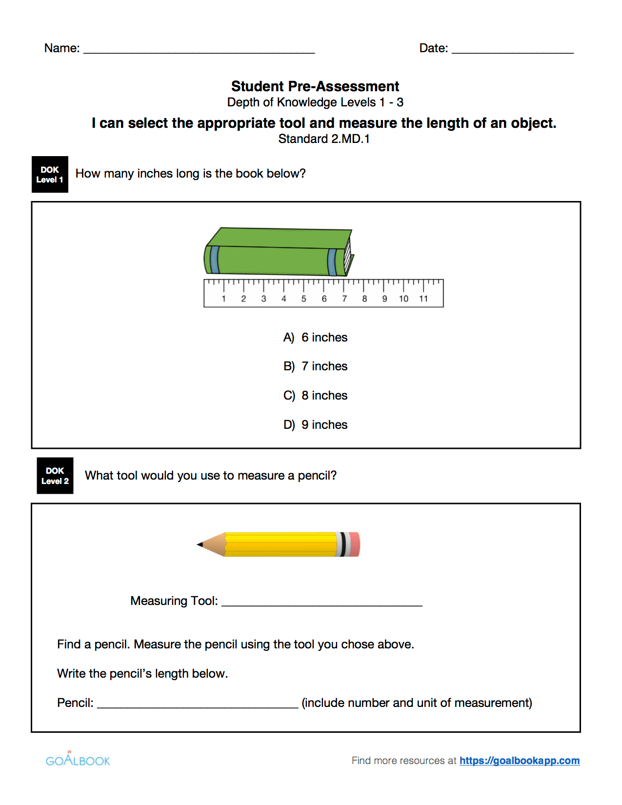2 1 Measure Length Using Tools
