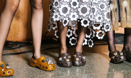 Crocs – The Ugliest Shoes In The World On The LFW Runway
