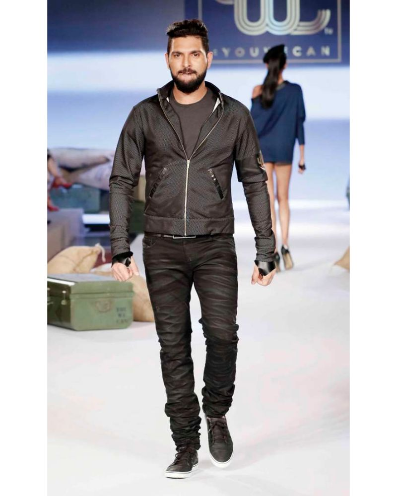 Blog Posts: How To Start A Clothing Line For A Cause: Yuvraj Singh's YWC