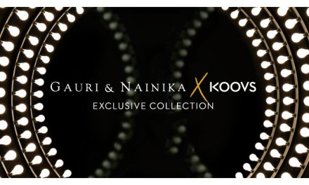 Indian Fashion Designers Gauri & Nainika To Launch On Koovs