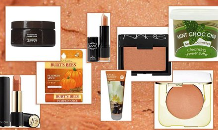 Food For Glowing Skin: Thanksgiving Inspired Beauty Products