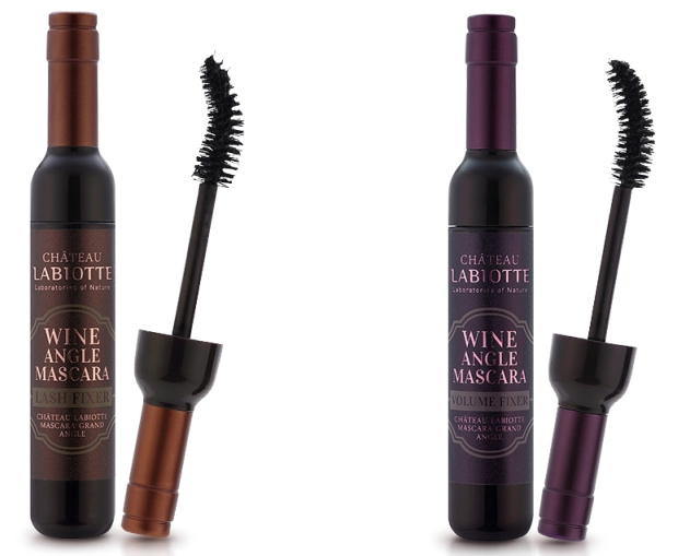Wine Mascara by Labiotte - Wine Lipsticks are now a thing