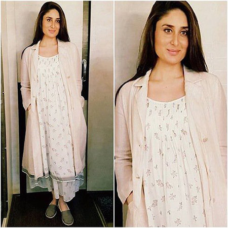 Kareena Kapoor Khan wearing Eka