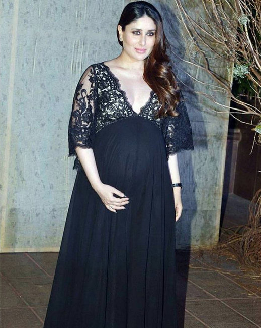 Kareena Kapoor Khan at Manish Malhotra's 50th birthday bash