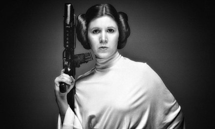 Princess Leia And Personal Style Icon, Carrie Fisher Dies At 60
