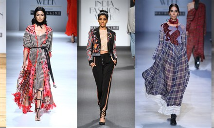 Autumn/Winter Fashion 2017 Trends From Amazon India Fashion Week