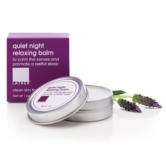 How to fall asleep fast with the lather quiet relaxing balm