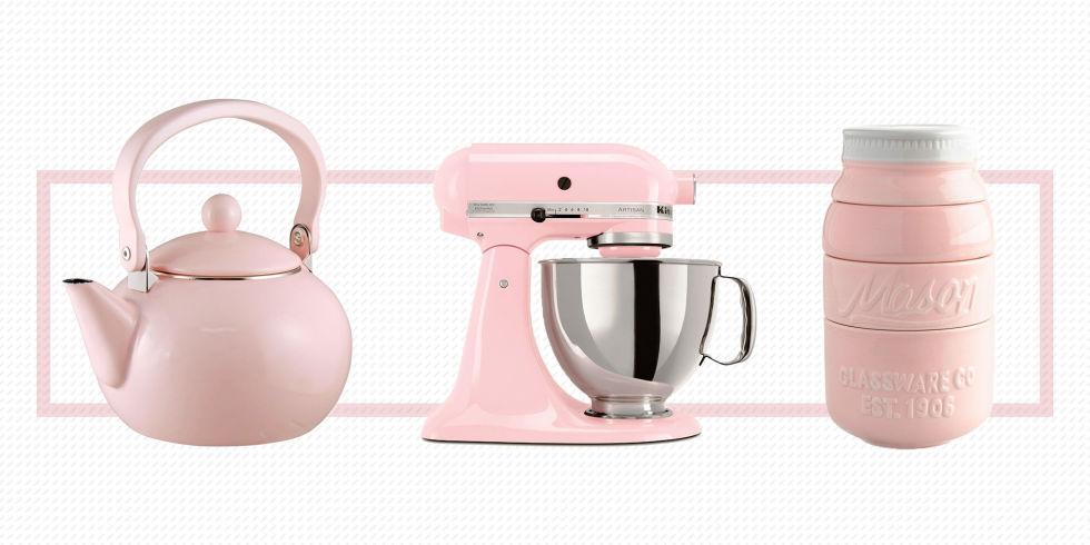 Millennial Pink - Kitchen Tools