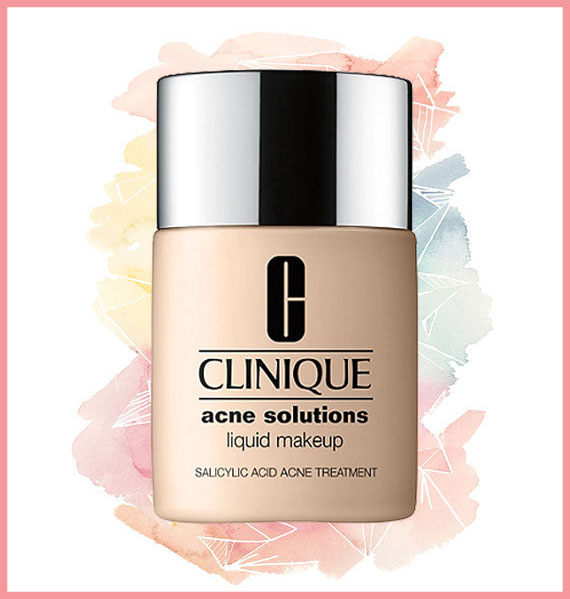 Best foundation for oily skin - Clinique