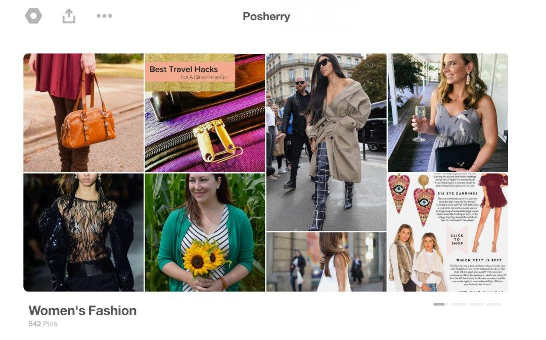 Create perfect outfit - pintertest posherryonline