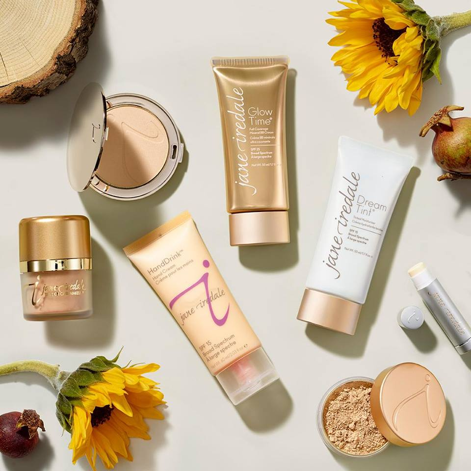 Natural Makeup & Organic Beauty Brand- Jane Iredale