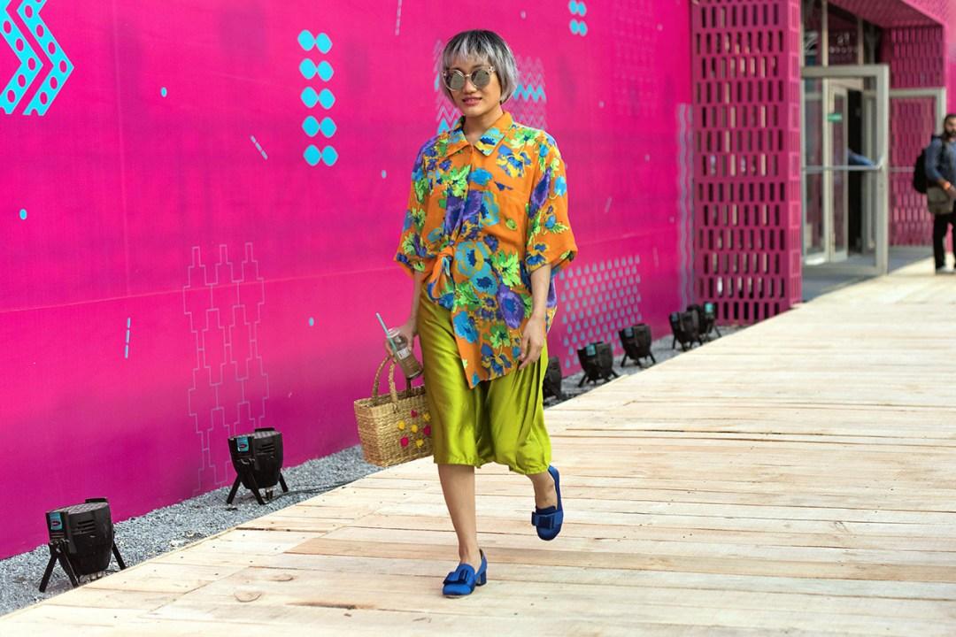 Street Fashion AIFWSS18 - Aien Jamir