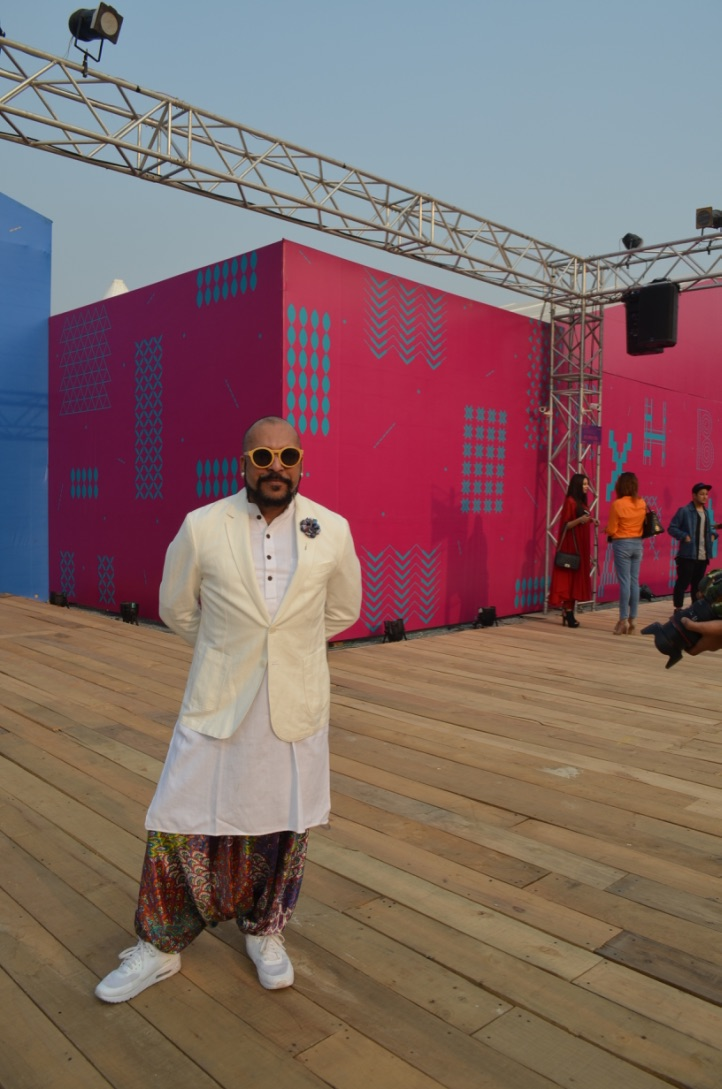 Street Fashion AIFWSS18 - Subhashish Mandal