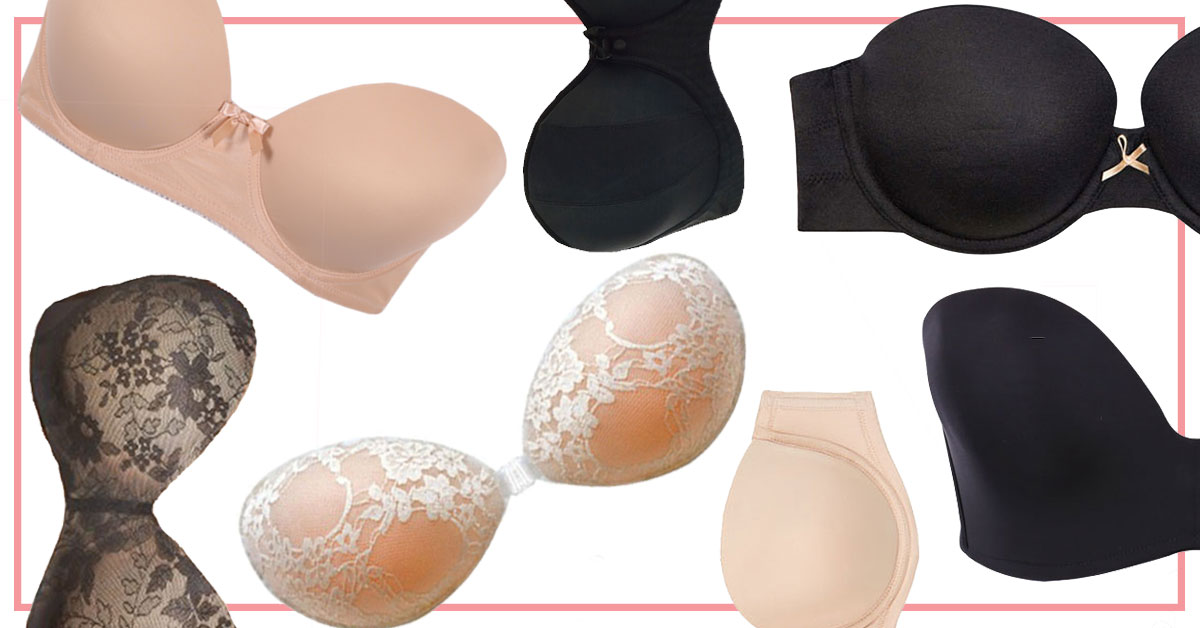 c0ab4e5d24 10 Best Strapless Bras For Women With Busty Boobs - Posherry
