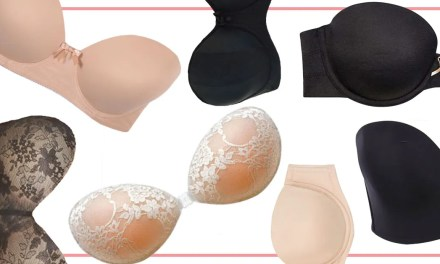 10 Best Strapless Bras For Women With Busty Boobs