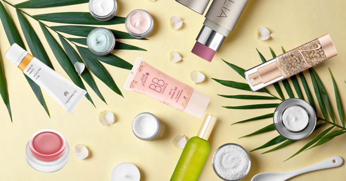 Natural Makeup & Organic Beauty Brands Your Face Needs