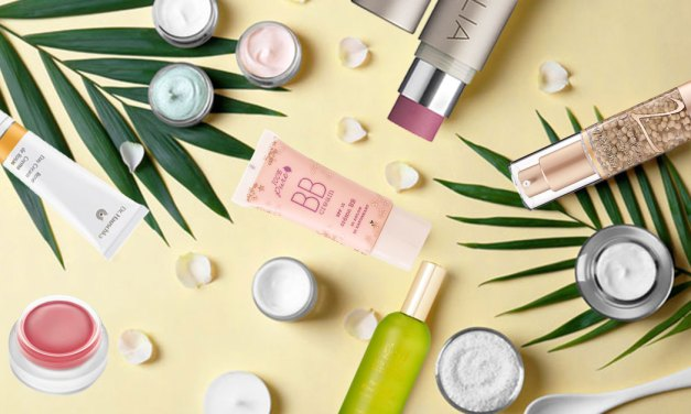 Natural Makeup & Organic Beauty Brands Your Face Needs