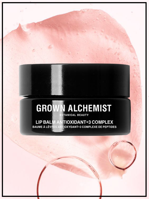 Best lip balms for chapped lips - Grown Alchemist