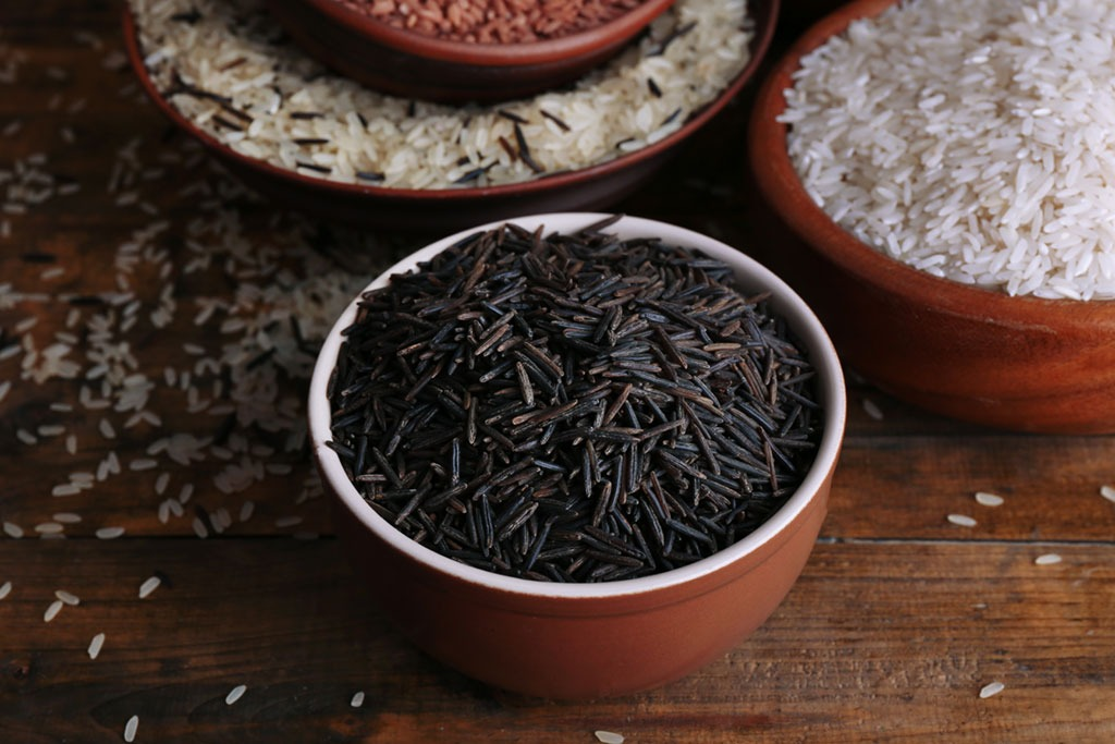 How To Lose Belly Fat Fast- Black Rice