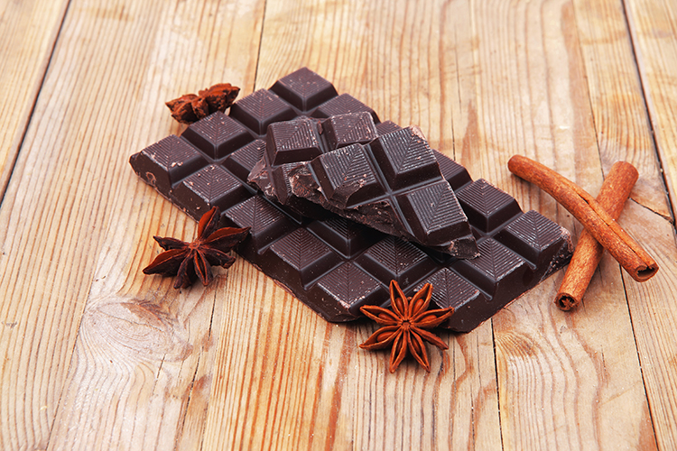 How To Lose Belly Fat Fast- Dark Chocolate