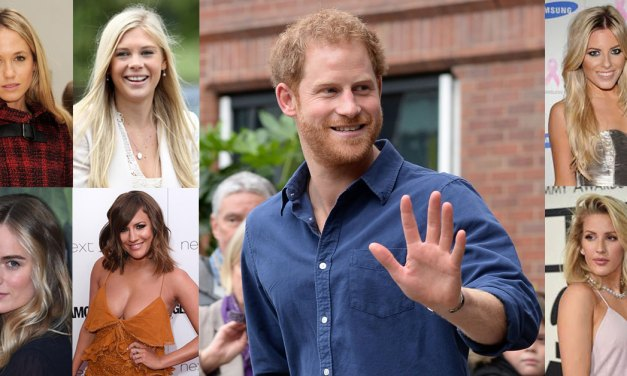 Prince Harry's Girlfriend List : Who Were They? Who's Invited?